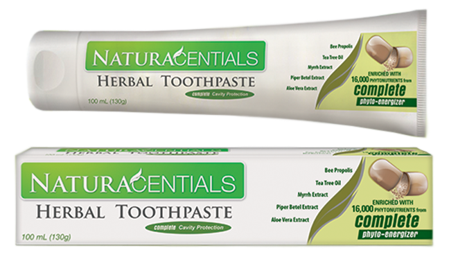 Naturacentials Herbal Toothpaste | Health and Wealth with AIM GLOBAL